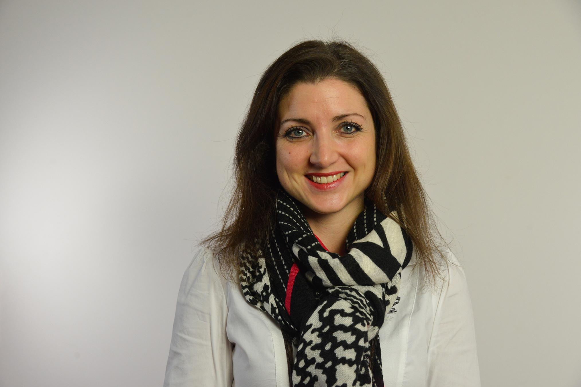 Portrait de Magali SCHMITT, Directrice des ressources humaines