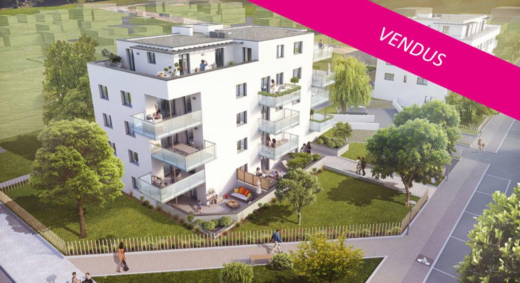 Le Victoria à Mittelhausbergen (13 logements)