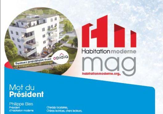 Le mag' HM n°26 - Habitation Moderne