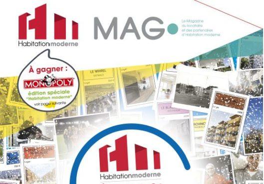 Le mag' HM n°31 - Habitation Moderne