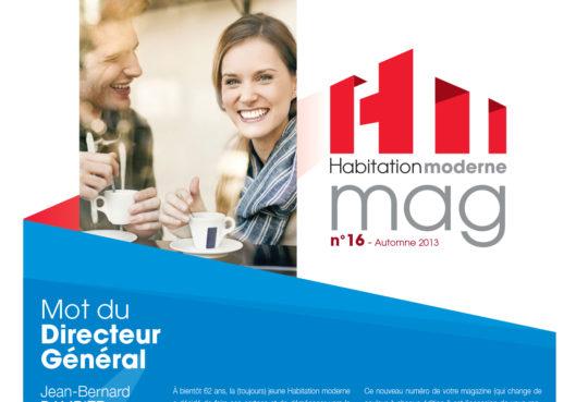 Le mag' HM n°16 - Habitation Moderne