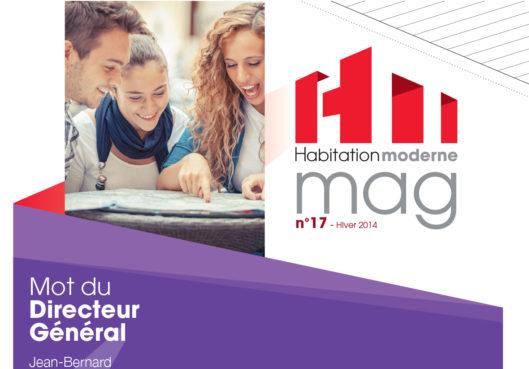 Le mag' HM n°17 - Habitation Moderne