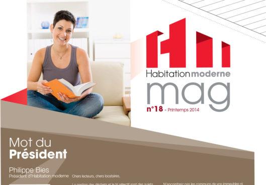 Le mag' HM n°18 - Habitation Moderne
