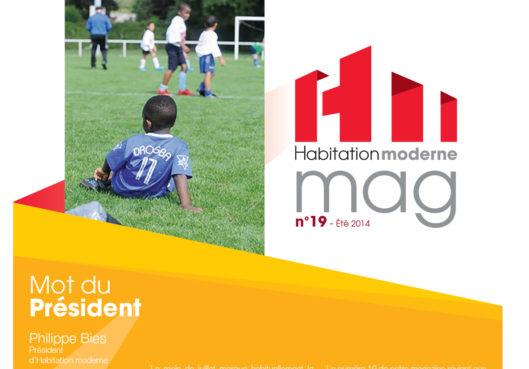 Le mag' HM n°19 - Habitation Moderne
