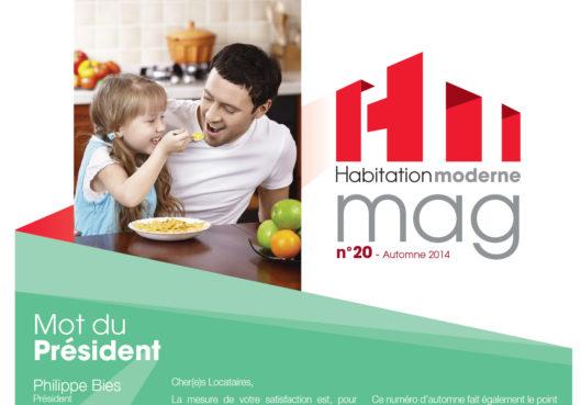 Le mag' HM n°20 - Habitation Moderne