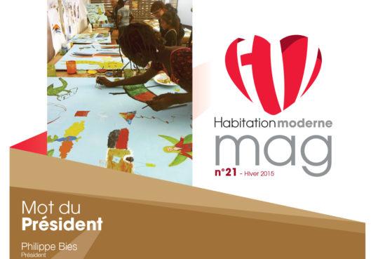 Le mag' HM n°21 - Habitation Moderne