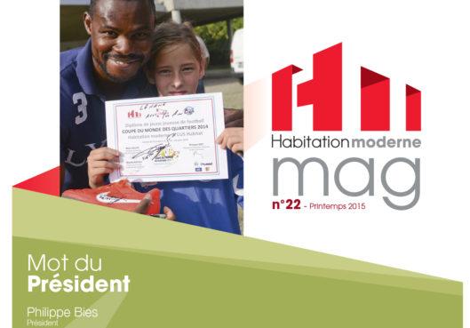 Le mag' HM n°22 - Habitation Moderne