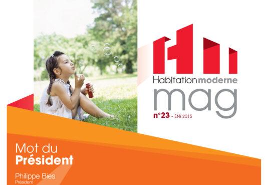 Le mag' HM n°23 - Habitation Moderne