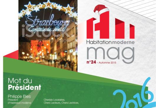 Le mag' HM n°24 - Habitation Moderne