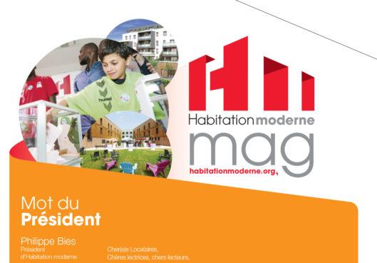 Le mag' HM n°25 - Habitation Moderne