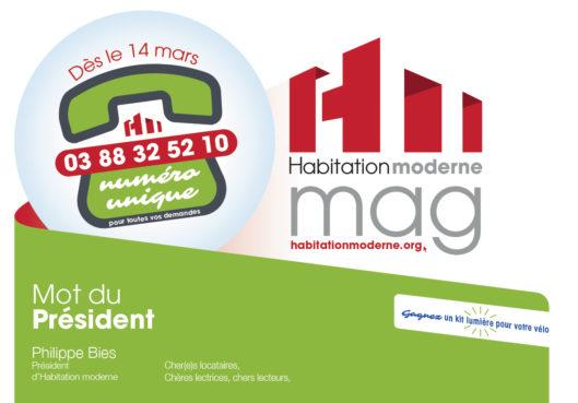 Le mag' HM n°27 - Habitation Moderne