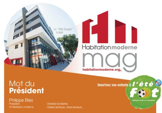Le mag' HM n°28 - Habitation Moderne