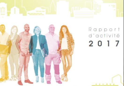 Rapport d'activités 2017 - Habitation Moderne