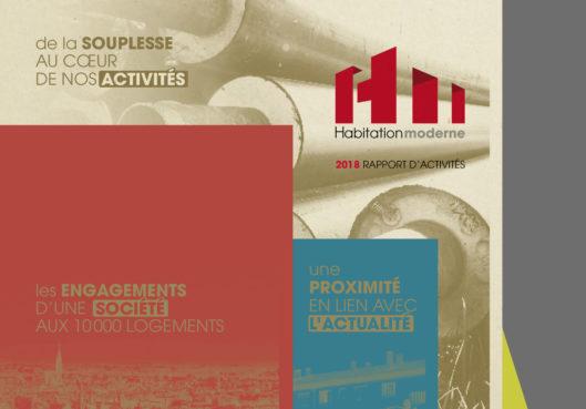 Rapport d'activités 2018 - Habitation Moderne