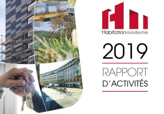 Rapport d'activités 2019 - Habitation Moderne