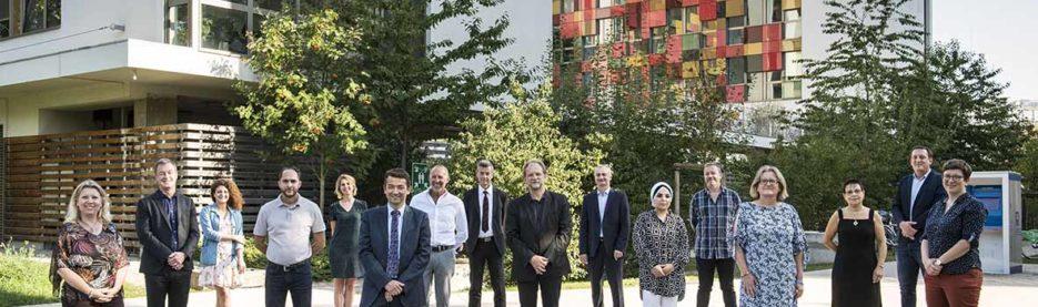 Nouveau conseil d'administration, nouvelle présidence pour Habitation moderne