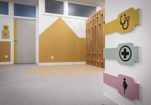 Maison Urbaine de Santé (MUS) - Habitation Moderne