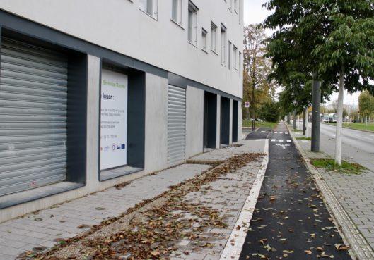 A louer local commercial Hautepierre BERENICE - Habitation Moderne