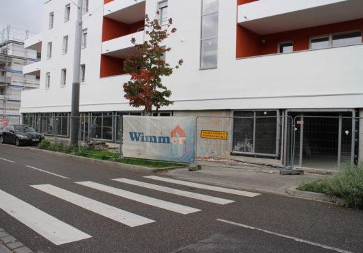 A louer local commercial Hautepierre CERVANTES - Habitation Moderne