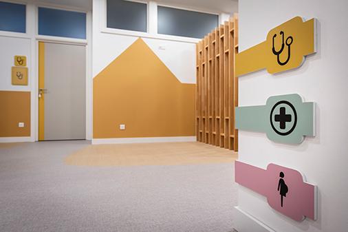 La Maison Urbaine de Santé de la Cité de l'Ill accueille ses premiers patients ! - Habitation Moderne