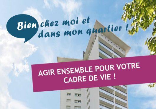 Cité de l'Ill Strasbourg : des actions pour la réduction des déchets - Habitation Moderne