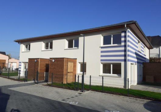 8 nouveaux logements Habitation moderne à Plobsheim - Habitation Moderne