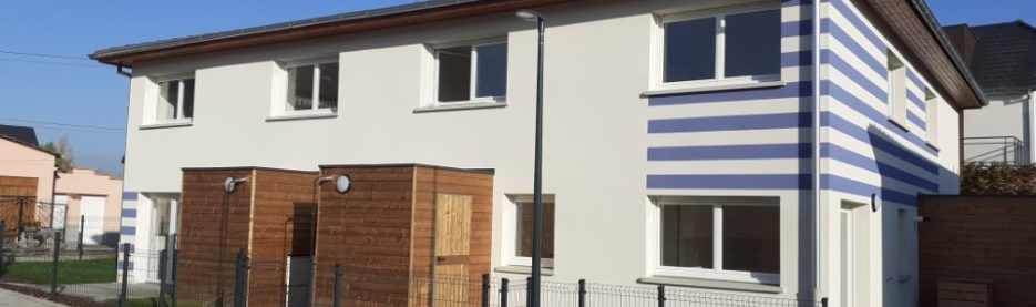 Plobsheim  8 nouveaux logements Habitation moderne