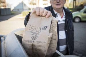 Lancement réussi de l'expérimentation de collecte des déchets alimentaires dans le quartier de la Montagne Verte.