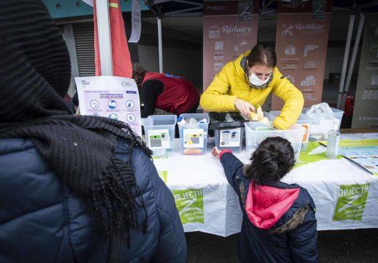 L'opération Objets solidaires revient au marché de la Cité de l'Ill - Habitation Moderne