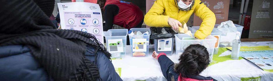 L'opération Objets solidaires revient au marché de la Cité de l'Ill