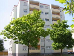 Revégétalisation complète du quartier du Wihrel.