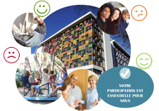 Enquête de satisfaction 2021 - Habitation Moderne