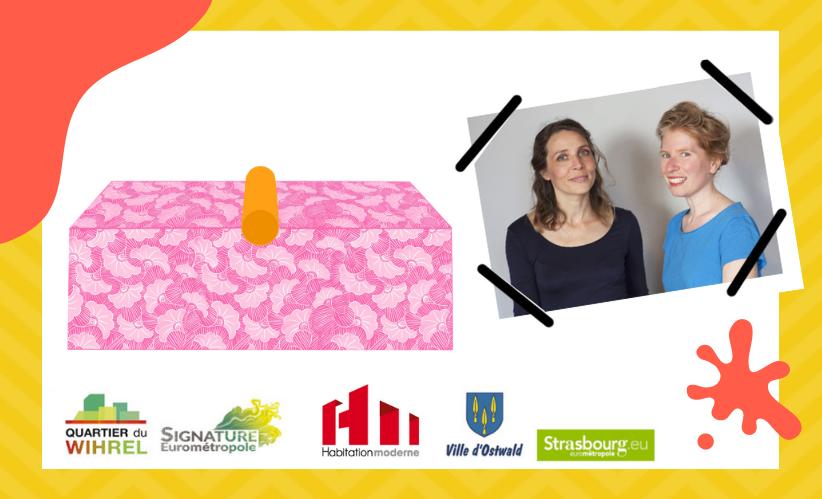 Découvrez Projet Signature au Wihrel à Ostwald : en juillet, venez à la rencontre des artistes