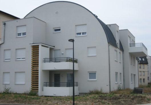 8 RUE MARCEL PAGNOL 67205 OBERHAUSBERGEN 01-01-6906-01-0011 - Habitation Moderne
