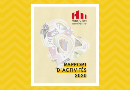 Le rapport d'activités 2020 est en ligne - Habitation Moderne