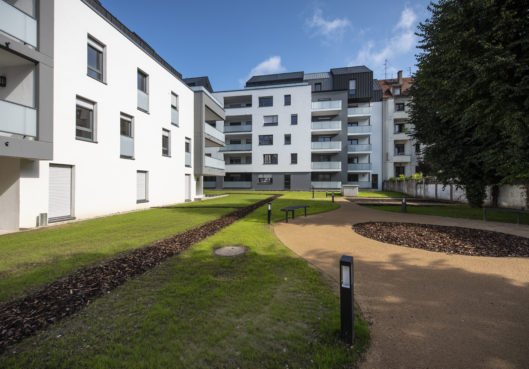 Strasbourg-Neudorf : Une nouvelle résidence inaugurée ! - Habitation Moderne