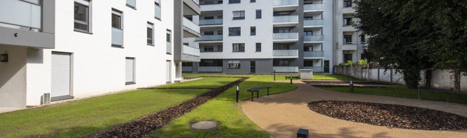 Strasbourg-Neudorf : Une nouvelle résidence inaugurée !
