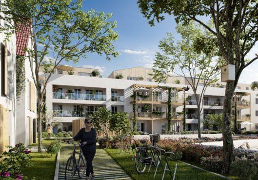 Devenez propriétaire via le dispositif de location-accession d'un appartement à REICHSTETT - Habitation Moderne